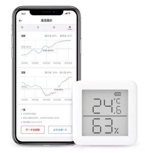 Switch Bot温湿度計画像